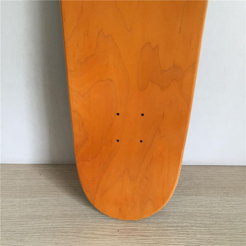 Blank skateboarding deck (5)