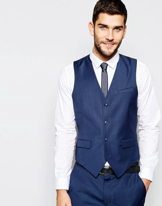 Compare Prices on Navy Blue Suit Vest- Online Shopping/Buy Low ...