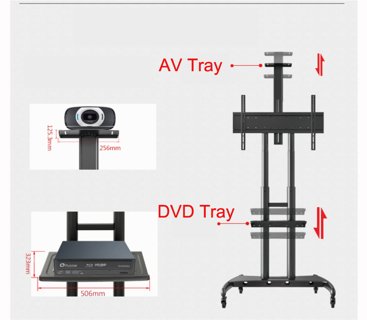 80 inch tv AVA1800-70-1P-2