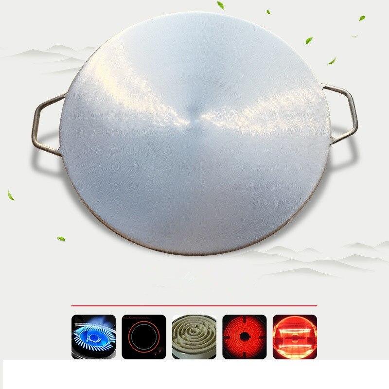 Crêpe plaque de cuisson ménage crêpe poêle diamètre 30 cm épaisseur 8 cm pour cuisinière à gaz four à Induction cuisinière-in Appareils à crêpes from Appareils ménagers    1