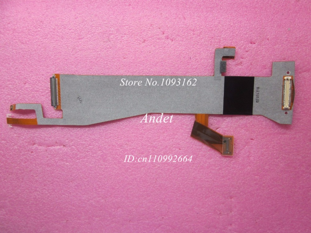 New Original Screen Line For Lenovo ThinkPad T500 W500 LCD Cable Video 44C5385 93P4590