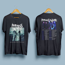 2018 Summer Brand Clothing O-Neck Funny Short Sleeve Mens Motionless In White Graveyard T Shirt