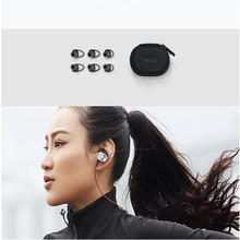 Original MEIZU EP-51 EP51 Wireless Bluetooth 4.0 In-ear Earphones Hifi APT-X Sports Waterproof Earphone Aluminium Alloy TPE Line