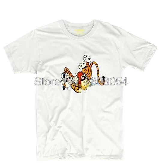 Calvin and hobbes diy mens womens design t shirt tee for Good quality mens dress shirts