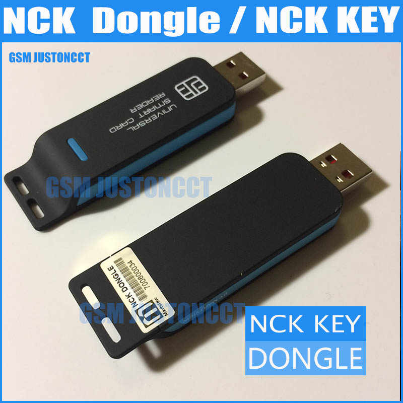 original new NCK Dongle activated for Samsung LG Alcatel software repair  and unlocking