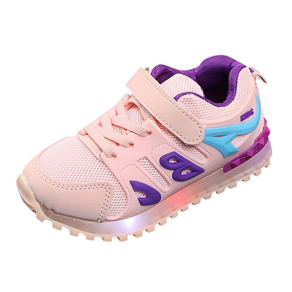 Baby Toddler Girls Canvas Shoes Kids Sandals #6 UK 4.5 // EU 21