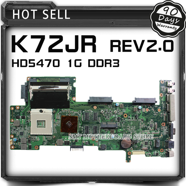 Asus K72JT Notebook Drivers PC