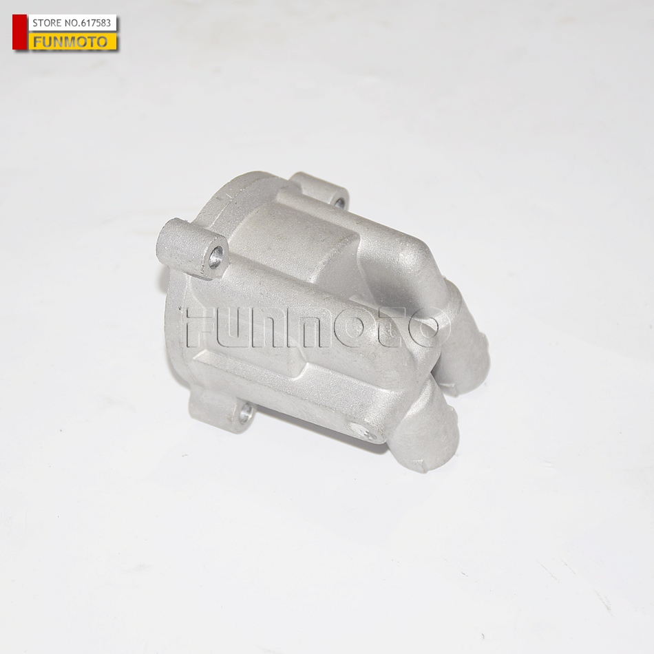 US $45 0 |Fine filter cover assembly of engine parts for JIANSHE 400 ATV  YONGHE 400CC BUGGY 400CC GOKART-in ATV Parts & Accessories from Automobiles  &