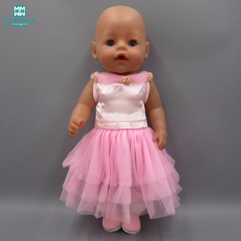 Pakaian untuk boneka, Cocok untuk 43 - 45 cm boneka gadis, Dan bayi - Boneka dan aksesoris - Foto 3