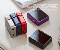 SHANLING M0 стереофоническая мини Портативный MP3 плеер Bluetooth AptX ES9218P 32bit 384 кГц FLAC, WAV WMA DAP DSD Hifi без потерь Музыкальный плеер