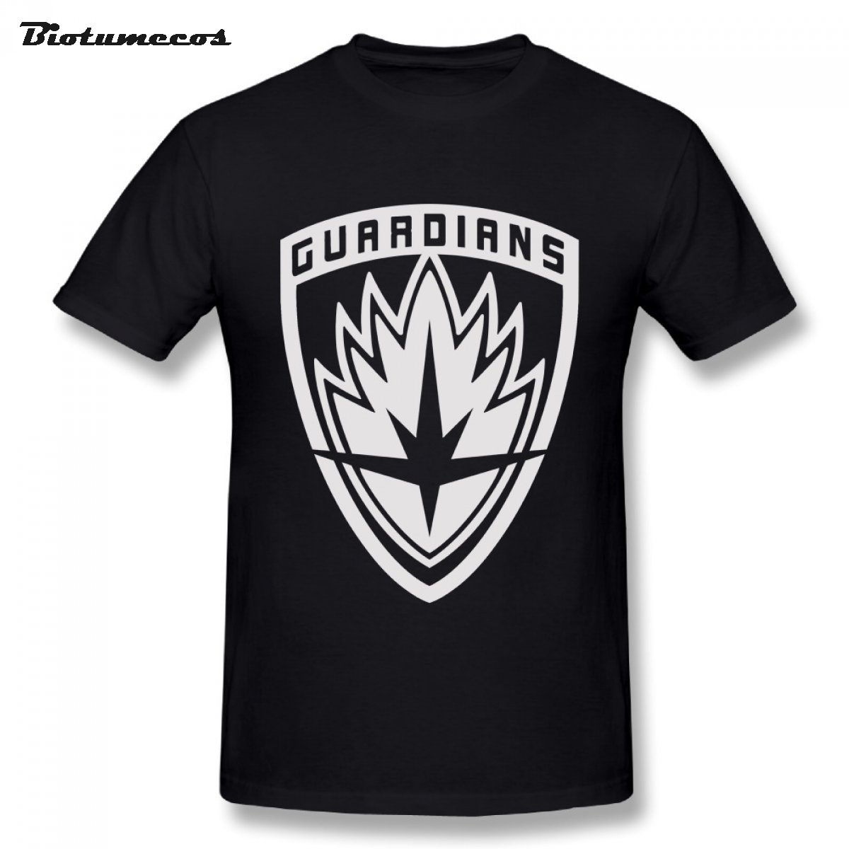Mens Summer O-Neck Casual Tee Personalized Short Sleeved T-shirt Comfortable Guardians of the Galaxy T-shirt MTYS020