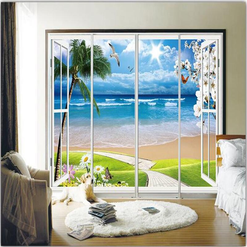 Vinilos decorativos paisajes naturales great paisaje for Murales decorativos paisajes