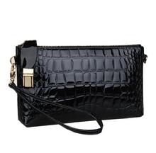 Leather Bag Special Offer Zipper Bright Pu Women's Wallets Design Women Change Female Coin Purse Texture Day Clutches