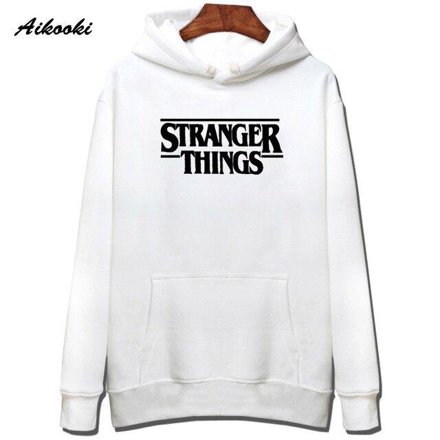 Hoodie Stranger Things Hoodies Sweatshirt women/men Casual Stranger Things Sweatshirts Women Hoodie Men's 43