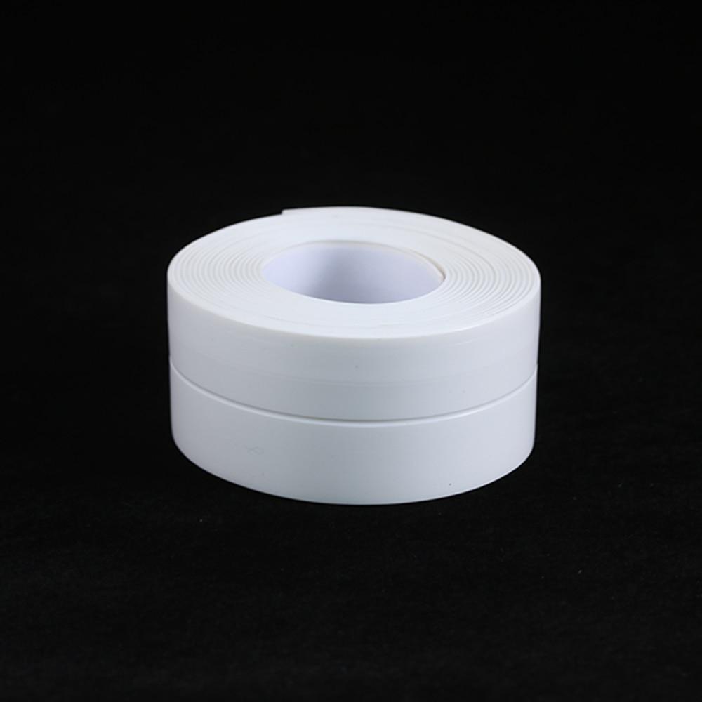 1PC Waterproof Anti Moisture Bathroom Sticker Self Adhesive Pvc Wall ...