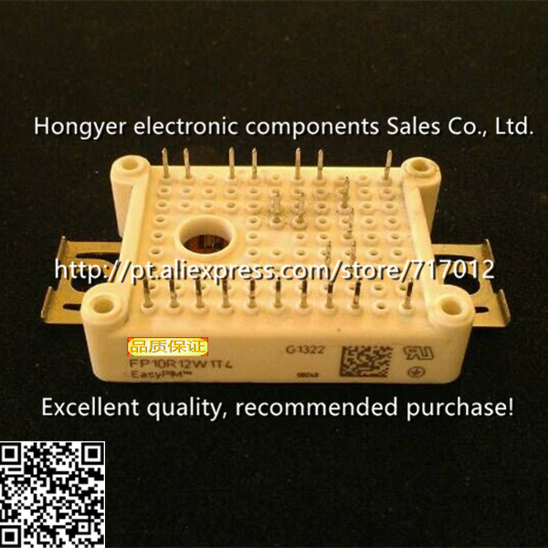 цены  Free Shipping FP10R12W1T4 New products(Good quality) IGBT Module:10A-1200V,Can directly buy or contact the seller