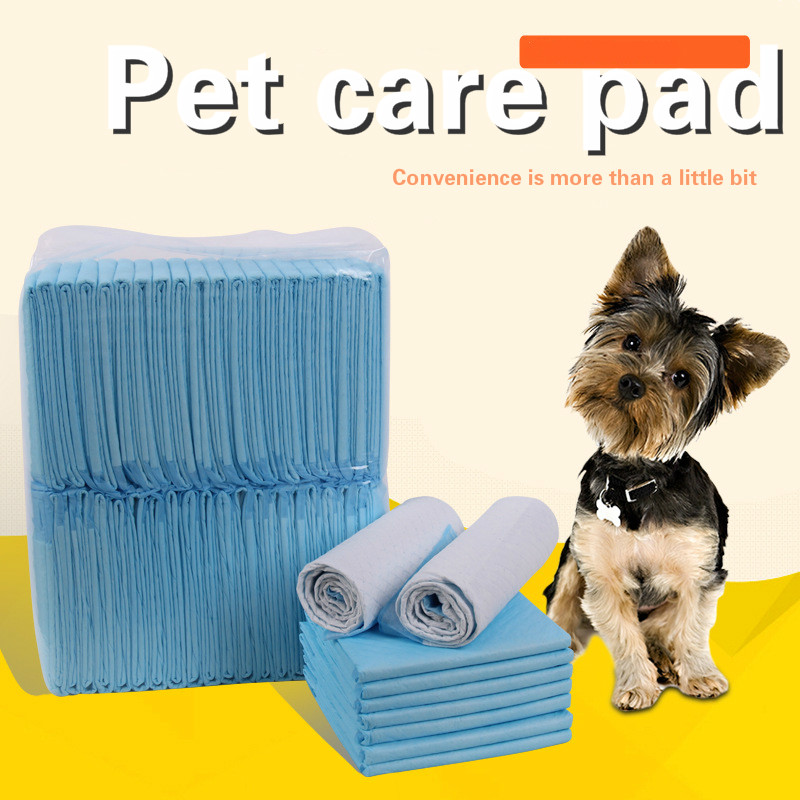 Manufacturer disposable pet diaper pad absorbent dog litter