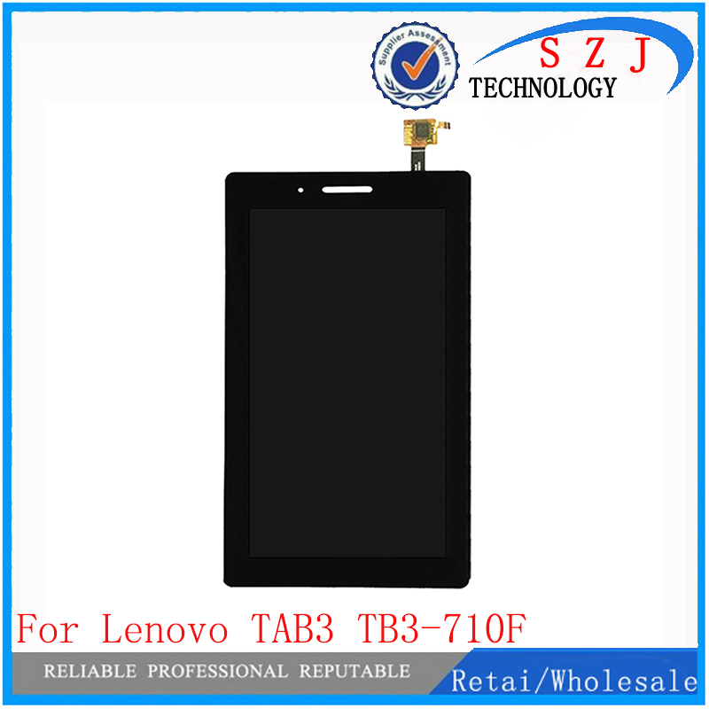 Mew 7 inch For Lenovo TAB 3 Essential 710F Tab3 TB3-710F TAB3-710 Touch Screen Digitizer LCD display Sensor Replacement test good 7 inch lcd display screen panel inner screen replacement parts for lenovo tab 3 7 0 710 tab3 710f