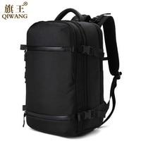 Qi Wang Aer Travel Pack Bag Men Luggage Backpack Bag Large Capacity Multifunctional Waterproof Laptop Backpack