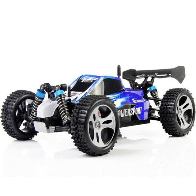 45 Km/H Buggy RC Car 1:18 2.4G de Alta Calidad de Carreras Off-road coche de juguete de Control Remoto de Cuatro Camiones de tracción Con El Transmisor
