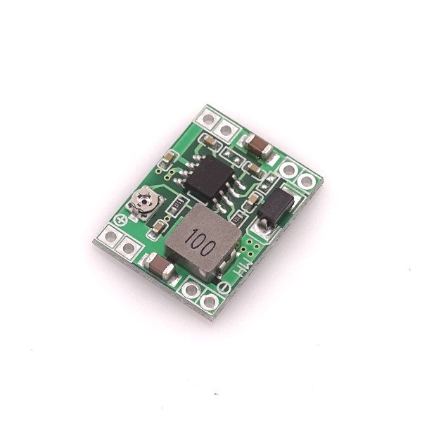 100PCS MP1584EN Ultra small size DC DC step down power supply module 3A adjustable step down