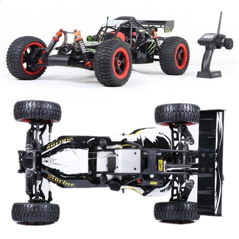 1/5 échelle Rovan Rofan Baja 5B 4WD avec 30.5CC moteur à essence 4WD Rc camion monstre camion