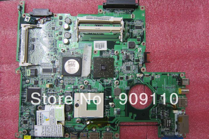 L25 integrated motherboard for T*oshiba laptop L25 A000004270 DA0EW6MB6F1