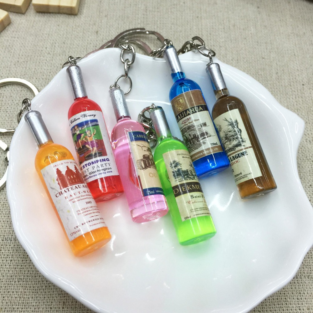 Cute And Creative Cartoon Keychain Key Ring Gift For Women Girls Bag Pendant Figure Pendant Key