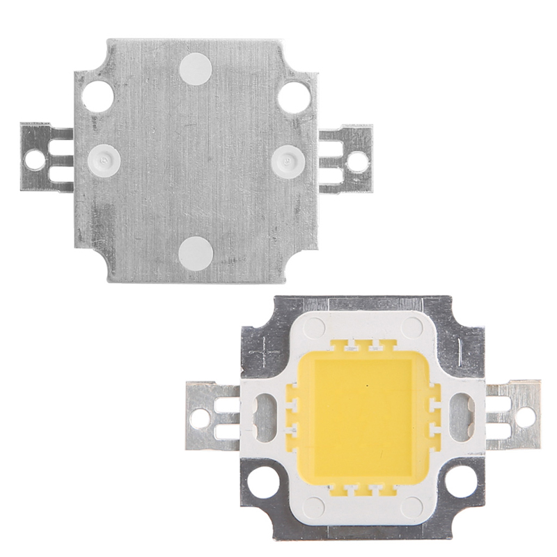 10W High Power LED SMD Chip Bulb Bead High Power For Flood Light Lamp 2018 New