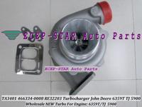 Free Ship TA3401 466334 466334 0006 466334 0007 RE26291 RE26120 Turbo For John Deere Tractor 6359T 6359TJ 5900 6414T 6.8L 6359|turbocharge|turbocharger volkswagen|turbocharger td04 -