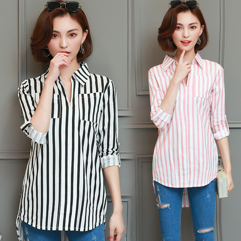 Blouses &shirts Sunny Summer Maternity Blouses Ol Style Cotton Formal Shirt For Pregnant Women Maternity Clothes Pregnancy Maternity Business Blouses