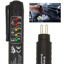 قلم فحص سائل السيارة الشامل ، جهاز اختبار رقمي سائل الفرامل للسيارة ssangيونغ Actyon Turismo Rodius Rexton Korando Kyron Musso