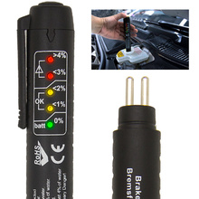Universale Auto Controllo Fluido Penna Auto Freno Liquido Tester Digitale per SsangYong Actyon Turismo Rodius Rexton Korando Kyron Musso