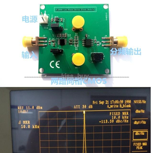 Placa amplificadora H-Velocidade Pluse Forma Senoidal converter para Praça de fase de Baixa nosie módulo de relógio 1 M-350 M