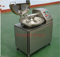 RY-ZB-20L Can be customized 304 stainless steel double speed cutting machine Small chopper 20L meat chopper