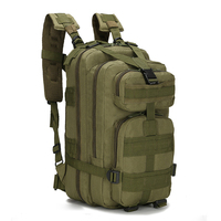 30L Nylon Camouflage Sports Shoulder Bag Rucksack Men Outdoor Travel Hiking Camping Hunting Molle 3P Military Tactical Backpack|military tactical|backpack military menoutdoor bag -