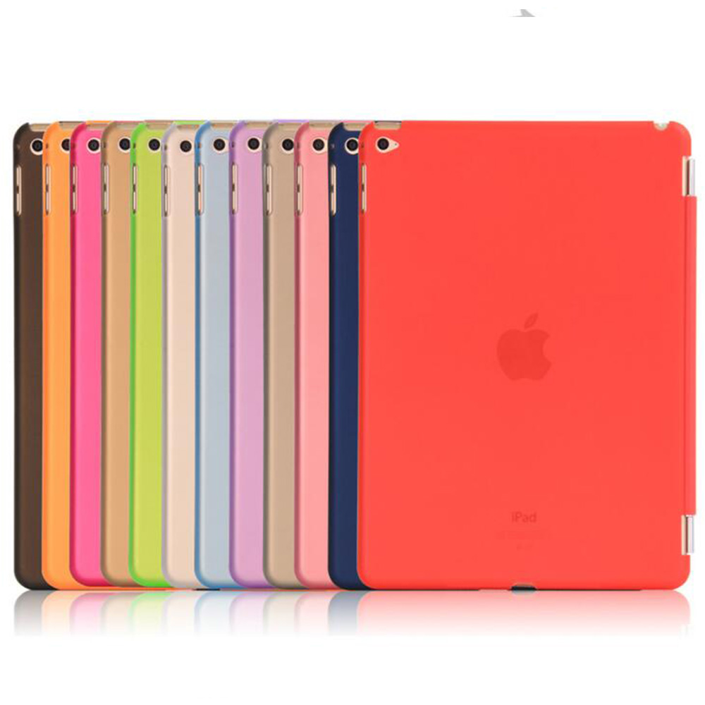 RYGOU Smart Cover para Apple ipad air 2 ipad 6 PU Funda magnética - Accesorios para tablets - foto 5