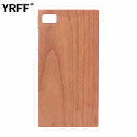 Hand Carving Bamboo Wooden Phone Case For Xiaomi Mi3 Mi 3 3 Back Cover Luxury Wood