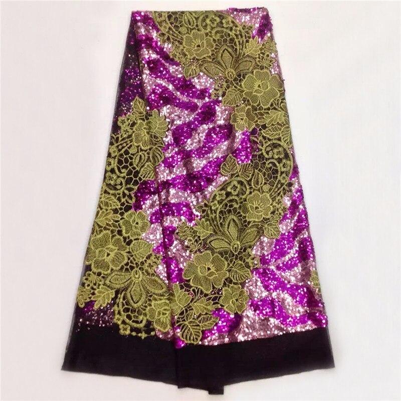 eersteklas kant stof met pailletten, groothandel mooie Afrikaanse - Kunsten, ambachten en naaien - Foto 5