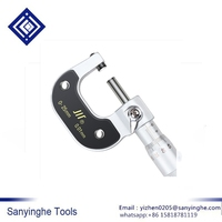 Hoge precisie Sanyinghe Meet Gereedschap Buitendiameter Digitale Micrometer