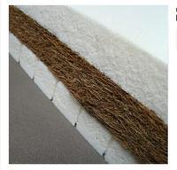 Детская кроватка, матрас 6 см Толщина Европейский Стиль младенческой кроватки матрас натурального латекса Кокосовая и кокосовое Волокно Ме