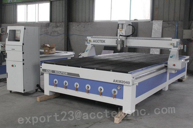 China Manufacturer wood door making machine cnc router machine for sale AKM2040 & China Manufacturer wood door making machine cnc router machine for ...
