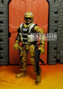 Image 5 - Chap Mei figurine daction militaire, figurine daction militaire 1:18, figurine de soldat SAS du service aérien spécial de larmée britannique 3.75