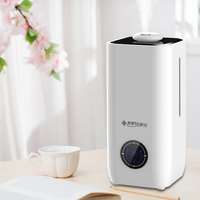 Home Multi Smart Humidifier 25W Timing Quiet Air Purifier Air Conditioning Mini Aromatherapy Machine Air Diffuser