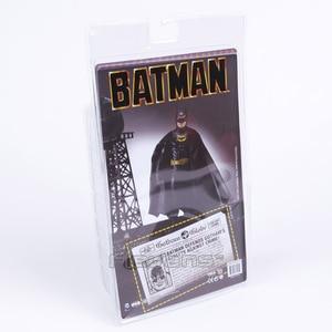 Image 5 - NECA 1989 باتمان مايكل كيتون 25th الذكرى البلاستيكية عمل الشكل تحصيل لعبة مجسمة