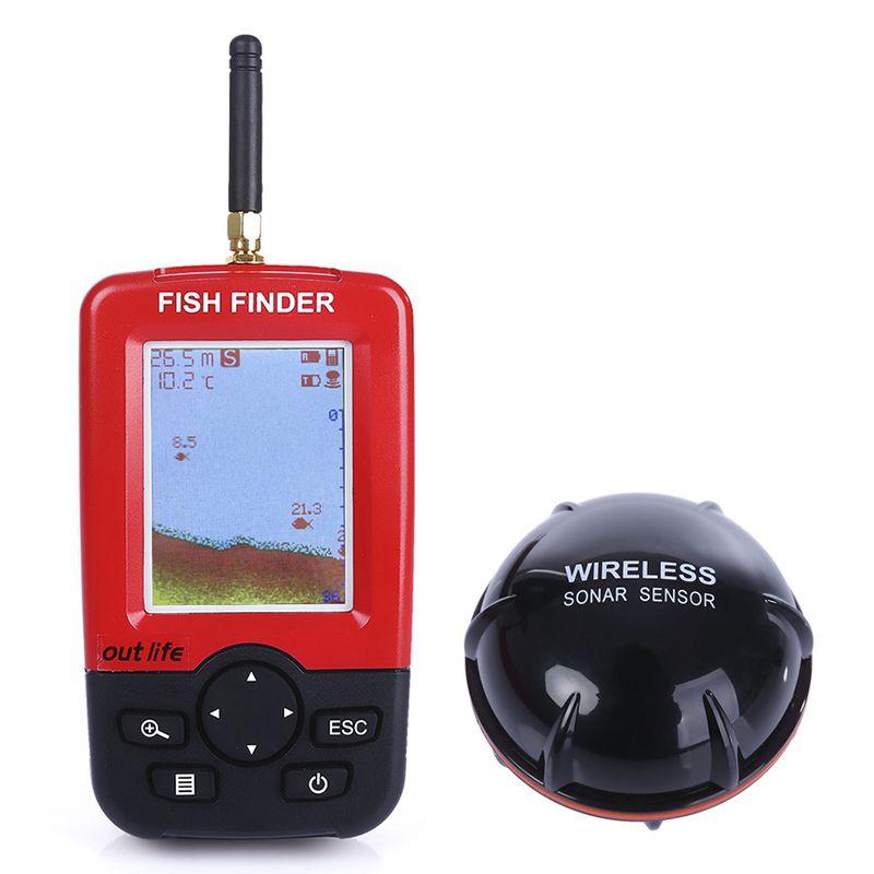 SEWS-Smart Portable Depth Fish Finder with 100 M Wireless Sonar Sensor echo sounder Fishfinder for Lake Sea FishingSEWS-Smart Portable Depth Fish Finder with 100 M Wireless Sonar Sensor echo sounder Fishfinder for Lake Sea Fishing