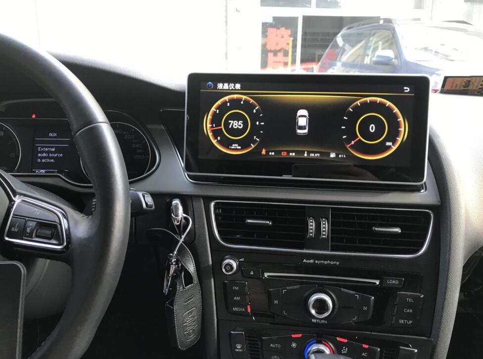 Car Audio System >> 10.2 inch Android 6.01 Car Dvd Gps Car Radio for Audi Q5 ...