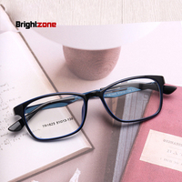 Moda Brightzone high definition krótkowzroczny okulary ramki TR90 ultralekki ramki okularów mężczyźni i kobiety uniwersalny