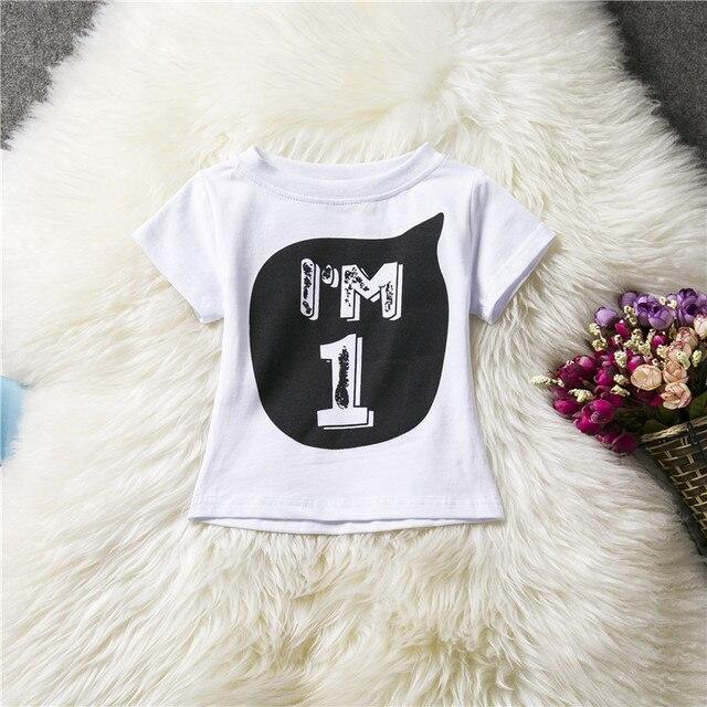 72aaaaa24d349 1 2 3 4 سنوات طفل قميصا أبيض أسود قمم قمزة ملابس الأطفال حزب عيد الأولاد