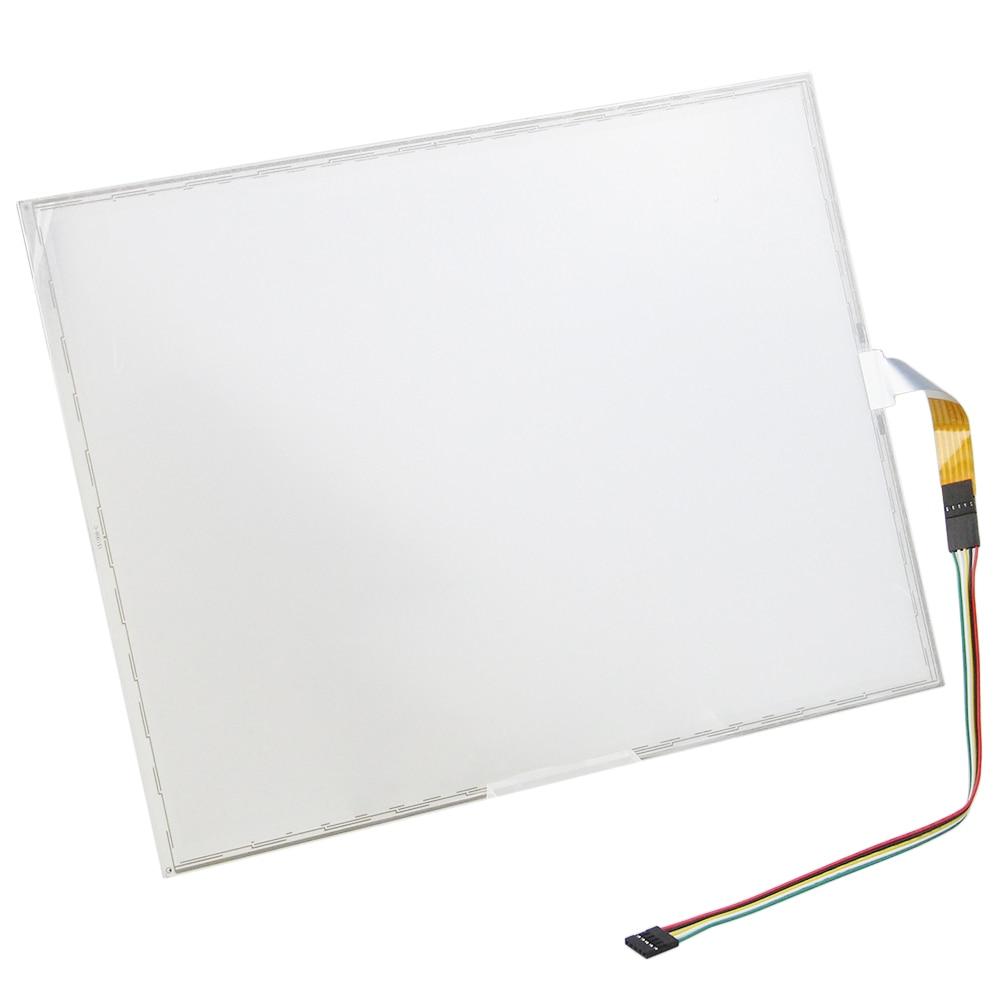 15 inch5 wire Touch screen Glass Panel for MP377-15 6AV6 644-0AB01-2AX0 6AV6644-0AB01-2AX0